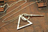 """Los collares desensamblados son la nueva moda...   17 piezas de joyería de Harry Potter que incluso a los """"muggles"""" les encantarán"""