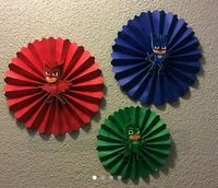 Pj Masks Brithday Party Rossets -- make yourself easy