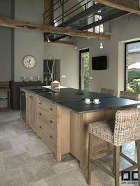 19 manières d'inviter le bois dans une cuisine