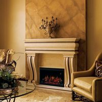 Classic Flame Builder Box Electric Insert Fireplace