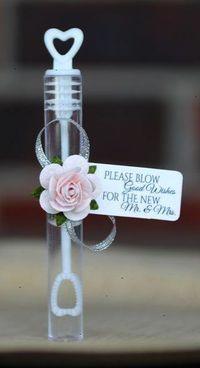 Neat... Unique Wedding Favors #marvelous