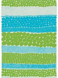 Jurmo-kangas (v.harmaa, turkoosi, vihreä)