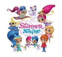 Shimmer and Shine 10 images clipart