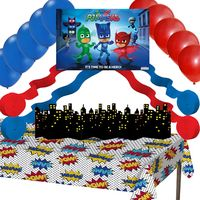 This is an awesome decorations set for your PJ Masks party. Cool PJ Masks Wall…
