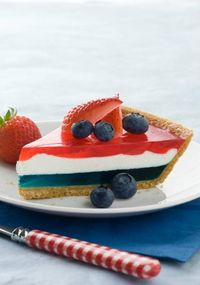 JELL-O Easy Patriotic Pie Recipe