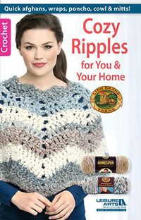 Maggie's Crochet · Cozy Ripples for You & Your Home