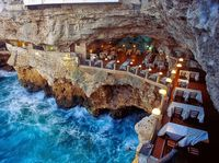 Grotta Palazzese: A Restaurant in a Cave with an Astonishing View