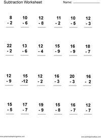 math worksheet : addition 1st grade printable  first grade math worksheets first  : 1st Standard Maths Worksheet
