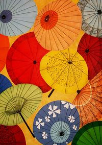 Japanese Parasol Umbrella Patterns | Flickr - Photo Sharing!