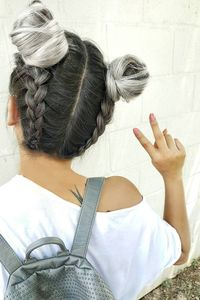 We Found 12 of the Coolest Braids EVER on Instagram