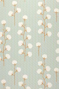Sweet Cotton   Papier peint nouveauté   Motifs du papier peint   Papier peint des années 70