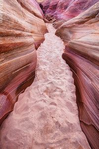 Pink Canyon, Valley of Fire, Nevada