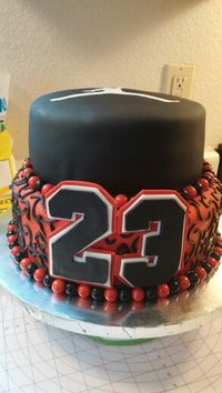 Michael Jordan My next bday cake