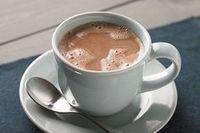Chocolate caliente deliciosamente espeso Receta