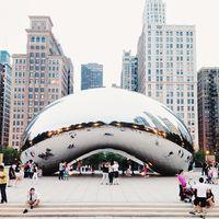 The Bean.@Yewon Youm Youm Youm Kim   #chicago #vsco #vscocam