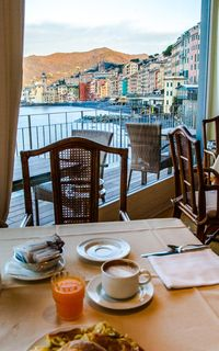 Camogli Italy, the village hidden behind Portofino