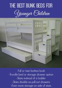 Thinking of Getting Bunk Beds?