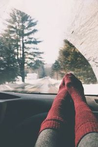I think we take socks for granted They are always there when we are feeling lonely or sad, or freezing in the snow. Socks are our best friends, they listen.