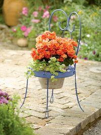 Chair Pot Holder
