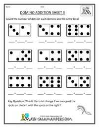 math worksheet : teaching resources  lesson plans : Decomposing Numbers Kindergarten Worksheets