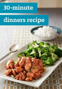 30-Minute Dinners