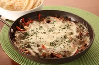 Fajita de bistec y queso fundido Receta - Comida Kraft