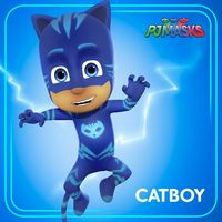 When trouble calls, Connor becomes Catboy! #pjmasks #catboy #disneyjunior