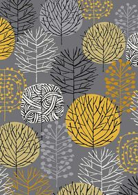 the rikrak studio - I'd love this as fabric.