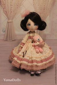 Текстильная кукла николь своими руками 80
