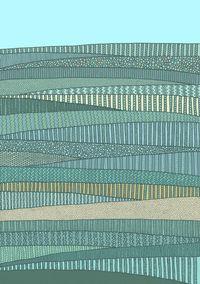 Summer Fields by Anita Ivancenko