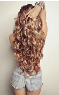 Hair goals? Well we can help you achieve that with the help of Remy Clips chip-in Hair Extensions! With new thick hair from top to end! Come visit us at www.remyclips.com for our big Labor Day Super Sale!!!
