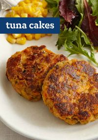 Tuna Cakes Recipe
