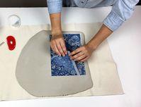 Ceramic Underglaze Transfers, Blog Post on How to Apply them www.baileypottery.com