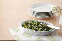 Brócoli con queso de rápida preparación Receta