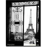 Sally Gall 'Views of Paris' Gallery-wrapped Art | Overstock.com Shopping - The Best Deals on Canvas