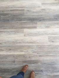 My next floor! (Can be installed over tile!) Engineered Luxury Vinyl Plank Flooring by COREtec Plus (50LVP707 7 1/8