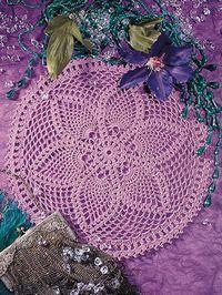 Maggie's Crochet · A Baker's Dozen Easy Crochet Doilies