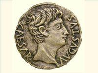 Monedas con Historia: El Denario y el Origen de la Palabra Dinero  Denarius es el nombre en latín de una moneda acuñada en plata de amplia circulación en todo el territorio del Imperio Romano conocida por nosotros como denario.  Su vigencia como unidad monetaria se extendió increíblemente por un poco más seis siglos desde el año 268 A.C. hasta el 360 D.C. Al inicio se dividía en diez ases (la cual era una moneda de cobre) de donde proviene su nombre ya que denarius significa que contiene diez po