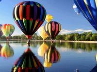 Hot Air Balloons - Up, up, & away... :-)