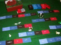 montessori grammar and farm