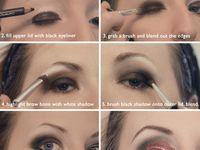 Hair Makeup Girl Glam