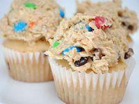 Rainbow cupcak recipes