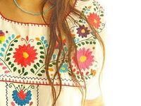 Hippie chic !