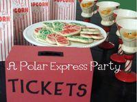 Library Ideas- Polar Express