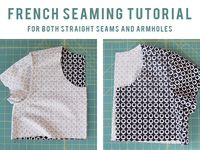 "Collection of some of my favourite sewing tips, tutorials and how to's! See my other ""Board"" for: ""Pattern Making / Cutting & Alterations"" here: http://pinterest.com/clairesews/pattern-making-cutting-alterations/ and ""Sewing - Knit & Jersey Fabrics: Tutorials & How To's"" here: http://www.pinterest.com/clairesews/sewing-knit-jersey-fabrics-tutorials-how-tos/"