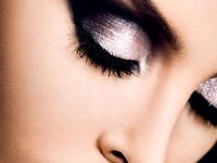 Examples of interesting makeup applications, gleaned from numerous sources out on the Interwebs.  Note: the majority of these images are of intense makeup applications, as I'm personally gleaning ideas for performance or occasion oriented makeup designs, rather than everyday wear.