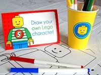 Lego & Minecraft