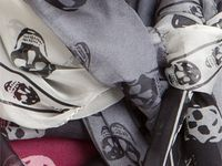 Skull Scarf Obsession