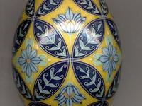 koristeltuja munia.