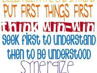 7 Habits/Leader in Me